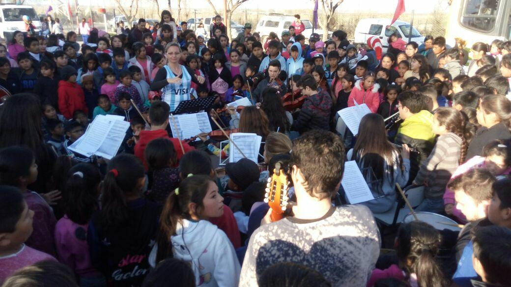 Cuando la Música Impacta Una Comunidad